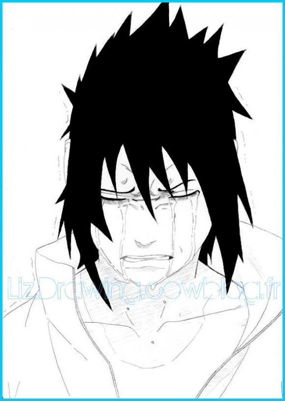 Liz drawing liz 39 sdrawing cowblog - Naruto dessin couleur ...
